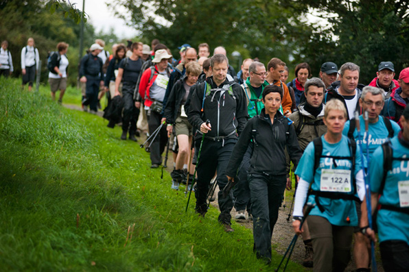 OXFAM Trailwalker 2012